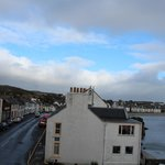 View of Port Ellen in the day!