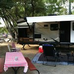 Camp James Campground Foto