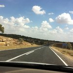 The Road to Midyat from Mardin