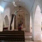 The only church I visited at Midyat