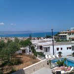 From our balcony april -13 Platanias Esthisis suites