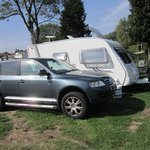 Photo de Camping Le Beau Village de Paris
