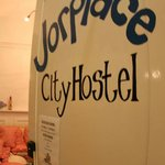 Foto van City Hostel Jorplace