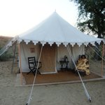Foto de Manvar Desert Camp & Resort