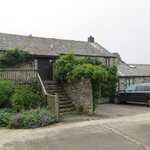 Tredethick Farm Cottages Foto