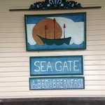 Φωτογραφία: Sea Gate Bed and Breakfast