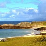 One of the lovely beaches on Coll
