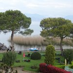 FUNDO DO HOTEL- LAGO DI GARDA
