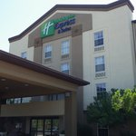Foto de Holiday Inn Express Phoenix Airport (University Drive)