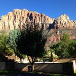 Zion Nat'l Park view