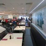 Renovated breakfast room Club Mulwala