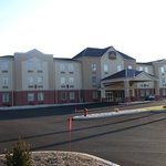 BEST WESTERN PLUS New Cumberland Inn & Suites resmi