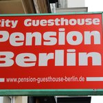 City Guesthouse Pension Berlin resmi