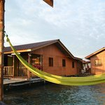 Monkey Dives Lodge, Borneo resmi