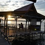 Photo de Monkey Dives Lodge, Borneo