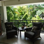 Foto de Frangipani Bed & Breakfast