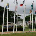Flags of the UN Member States @UNON