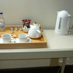room tea tray