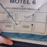 Motel 6 Ft. Worth North resmi