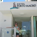 Photo de Hotel Porto Maceio