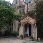 front of Combe House Devon