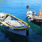 Fishing boats at rest...