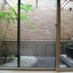another view of private onsen