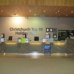 Φωτογραφία: Christchurch Top 10 Holiday Park