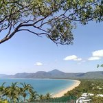 Port Douglas lookout over Four Mile Beach