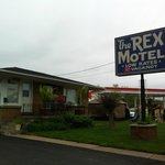The Rex Motel resmi