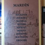 Different Names of Mardin in Chronological Order