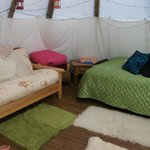 Norfolk Glamping & Yurt Holidays의 사진