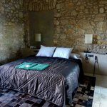 Bedroom at Castell d'Emporda