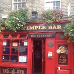 TEMPLE BAR IN WELLINGTON QUAY