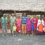 the heartwarming crew of Maasai Simba camp