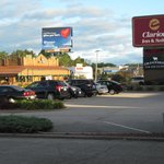 Clarion Inn Michigan City Foto