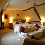 Attic Suite as Double