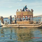 Ride In Totora Vessel - Lake Titikaka