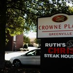 Crowne Plaza Greenville resmi