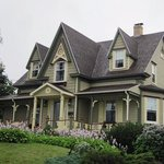 The beautiful Heritage Home in North Sydney, Cape Breton