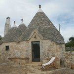 Photo de Riposo del vento - Trulli and B&B