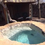 my gorgeous plunge pool