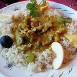 Chicken Curry Special  -  Stager Stubli