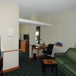 Foto de Fairfield Inn & Suites Commerce