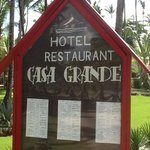 Casa Grande Hotel and French Restaurant