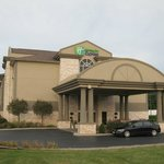 Holiday Inn Express Bucyrus resmi