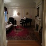Second Formal Sitting Room with Piano