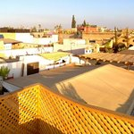 Marrakech from the terrace