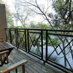 Foto de Namushasha River Lodge