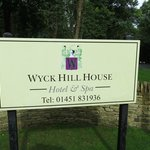 Foto di Wyck Hill House Hotel & Spa